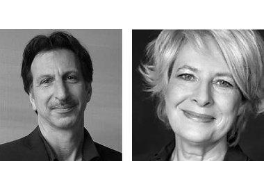 Michiel Schwarz and Diana Krabbendam