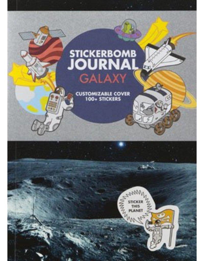 SRK Stickerbomb Journal Galaxy