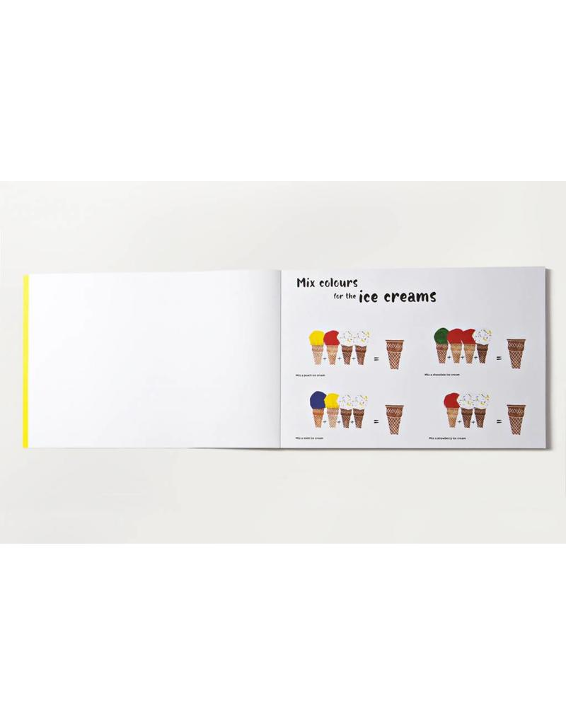 Anna Rumsby The Painting-In Book