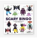 Illustrated by Rob Hodgson Scary Bingo
