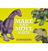 Sato Hisao Make and Move Mega: Dinosaurs