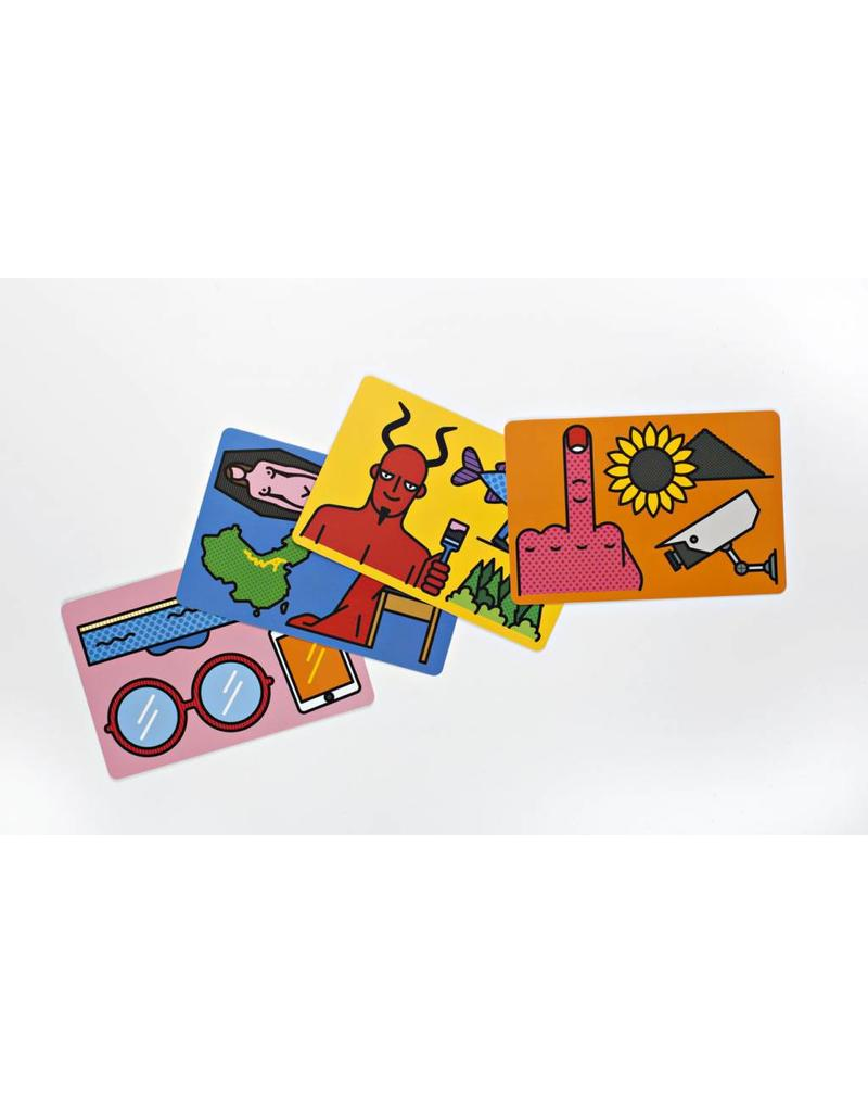 Illustrations by Craig & Karl Guess the Artist