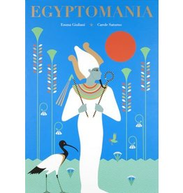 Emma Giuliani and Carole Saturno Egyptomania