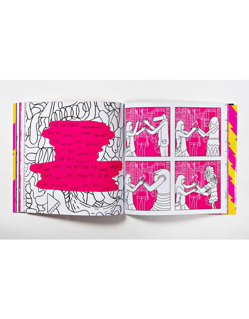 Mike Perry The Broad City Colouring Book