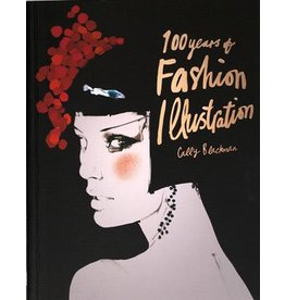 Cally Blackman 100 Years of Fashion Illustration