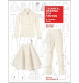 Basia Szkutnicka Technical Drawing for Fashion, second edition