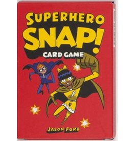 Jason Ford Superhero Snap!