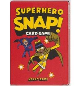 Jason Ford Superhero Snap!