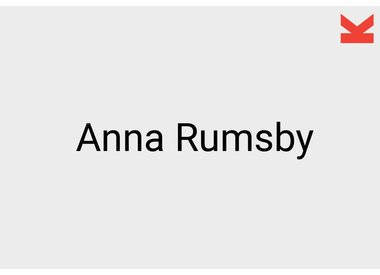 Anna Rumsby