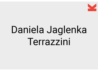 Daniela Jaglenka Terrazzini