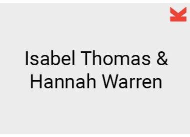 Isabel Thomas, illustrations by Hannah Warren