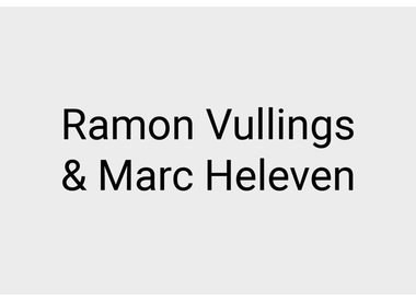 Ramon Vullings and Marc Heleven