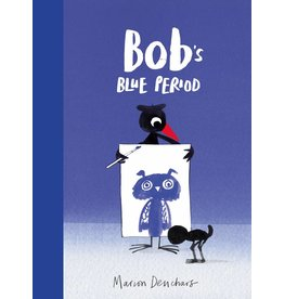 Marion Deuchars Bob's Blue Period