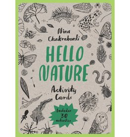 Nina Chakrabarti and Anna Claybourne Hello Nature Activity Cards