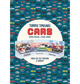 Richard Ferguson and Isabel Thomas, illustrations by Michael Kirkham Terrific Timelines: Cars