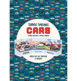 Richard Ferguson and Isabel Thomas, illustrations by Michael Kirkham Terrific Timelines: Cars