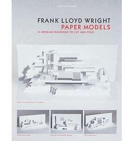Frank Lloyd Wright Paper Models