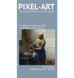 Vanessa Catalano Pixel-Art Game: The Milkmaid