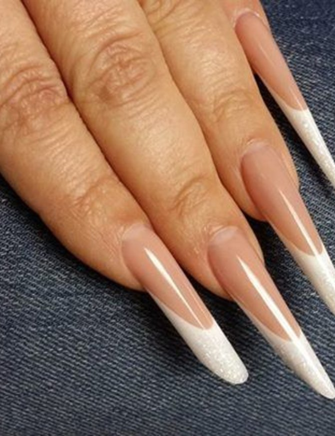 Salon Nailshapes