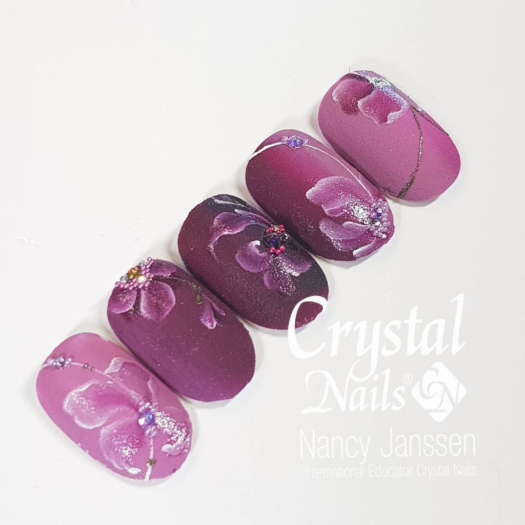 Velvet Shadow Nailart Workshop Webshopnagelproducten