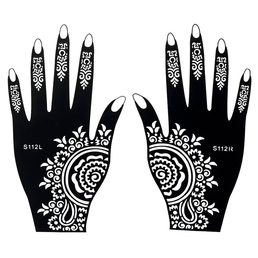 14 henna tattoo hand selber machen henna tattoo. Black Bedroom Furniture Sets. Home Design Ideas