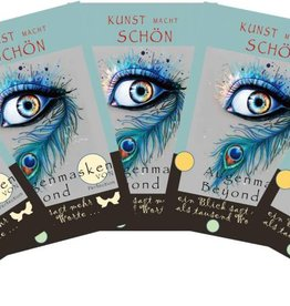 KUNST macht SCHÖN Anti-Falten Augenmasken 5 Stück / Packungseinheit