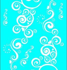 Weiße Henna Tattoo N55