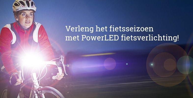 Verleng je fietsseizoen met een MTB LED fietslamp
