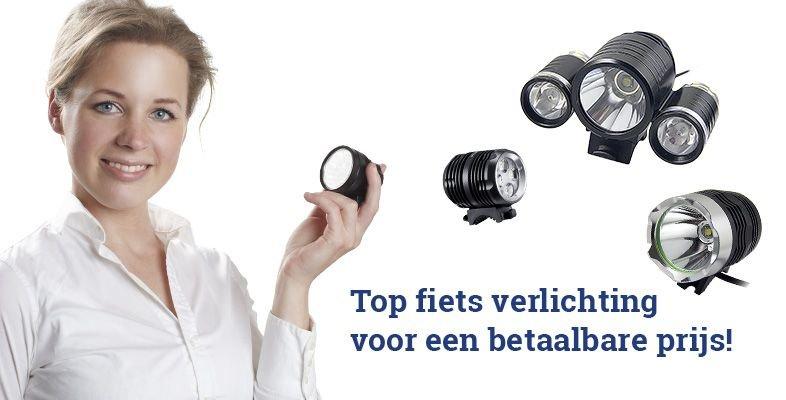 Top kwaliteit MTB LED fietslamp voor een mooie prijs