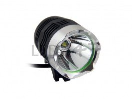 Mountainbike lamp 1200 lumen