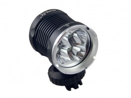 Mountainbike lamp 5200 lumen