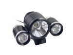 MTB led lamp met 4400 mAh accu