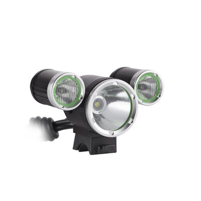MTB LED Breedstraler 1800 lumen XL Wide Angle