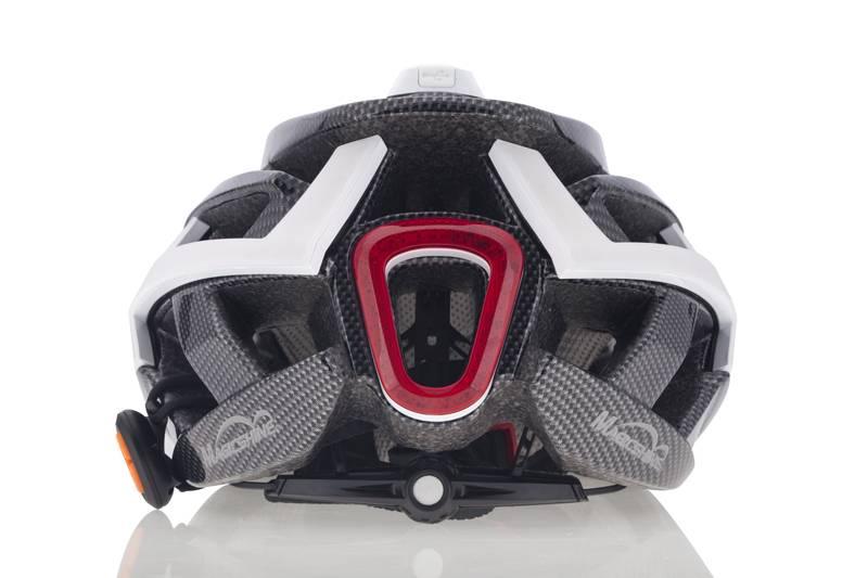 MTB Helm Magicshine Genie met LED verlichting