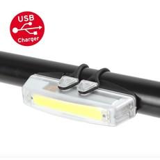 MTB Led Fietslamp Voorlicht USB oplaadbaar 100 lm
