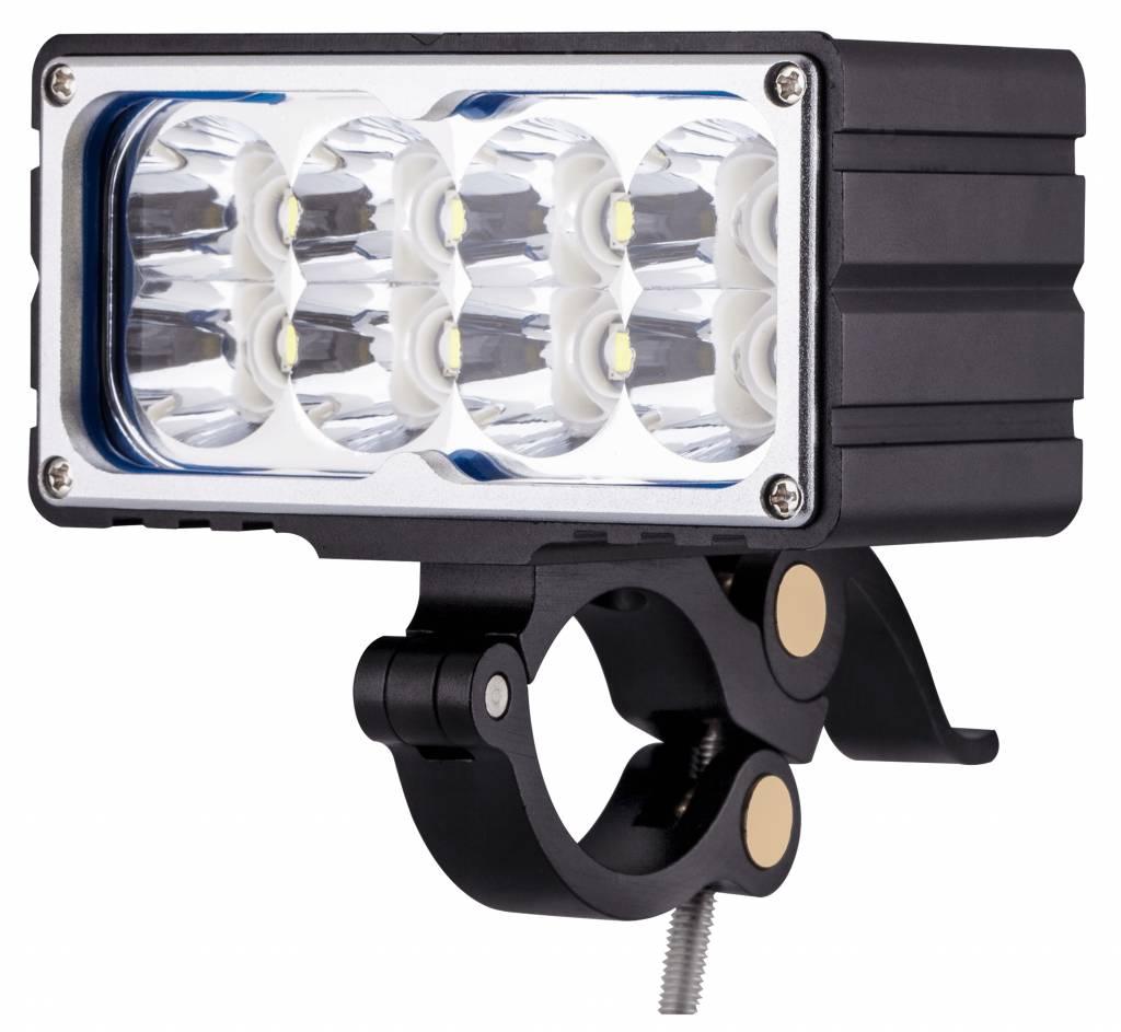 MTB LED Fietslampen voor meer licht!
