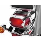 Highway Hawk Suzuki C800 Intruder Achterlicht Cover Chrome ABS 663-112