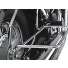 Highway Hawk Saddlebag Supports Suzuki Intruder