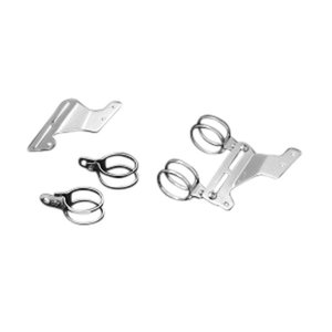 Highway Hawk Bracket for 57-400 serrie with Telescopic forks Chrome