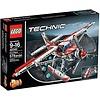 LEGO Technic Brandblus Vliegtuig 42040