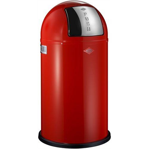 wesco pushboy robijn rood 50 liter wesco aanbieding kopen. Black Bedroom Furniture Sets. Home Design Ideas