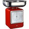 Wesco Keukenweegschaal Rood