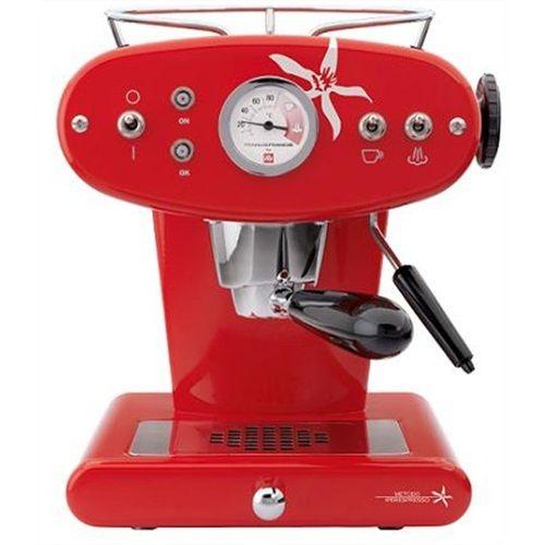Illy Francis Francis Espressomachine X1 Mie Iperespresso Rood