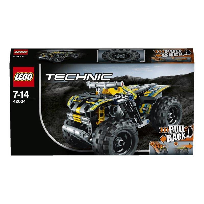 lego technic 42034 quad motor lego technic. Black Bedroom Furniture Sets. Home Design Ideas