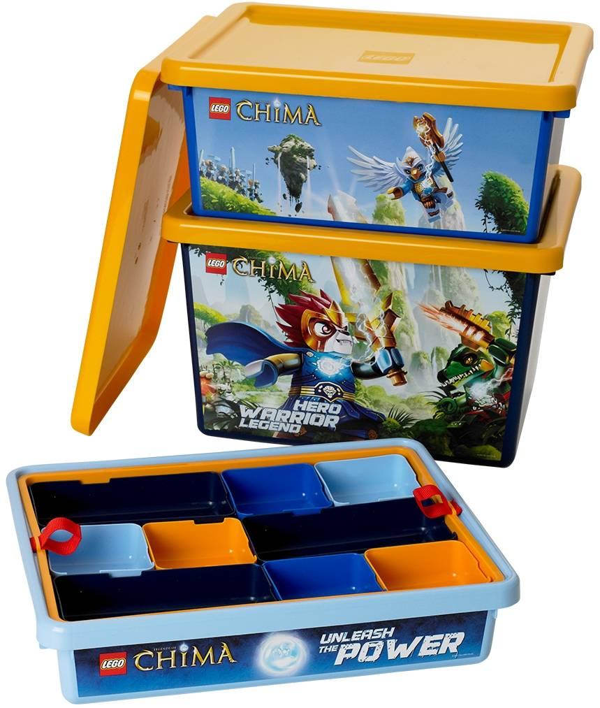 LEGO Chima Sorteer systeem