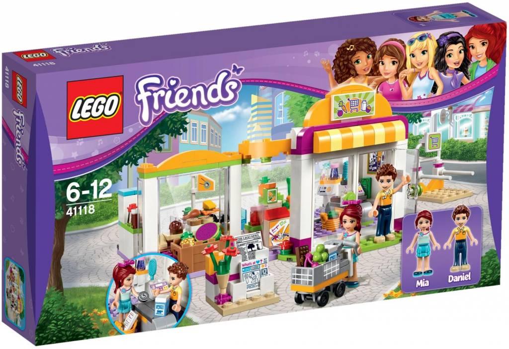 LEGO 41118 Heartlake Supermarkt