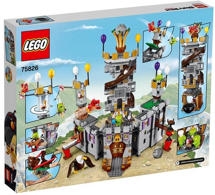LEGO 75826 The Pigs Castle