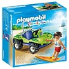 Surfer met strandbuggy Playmobil