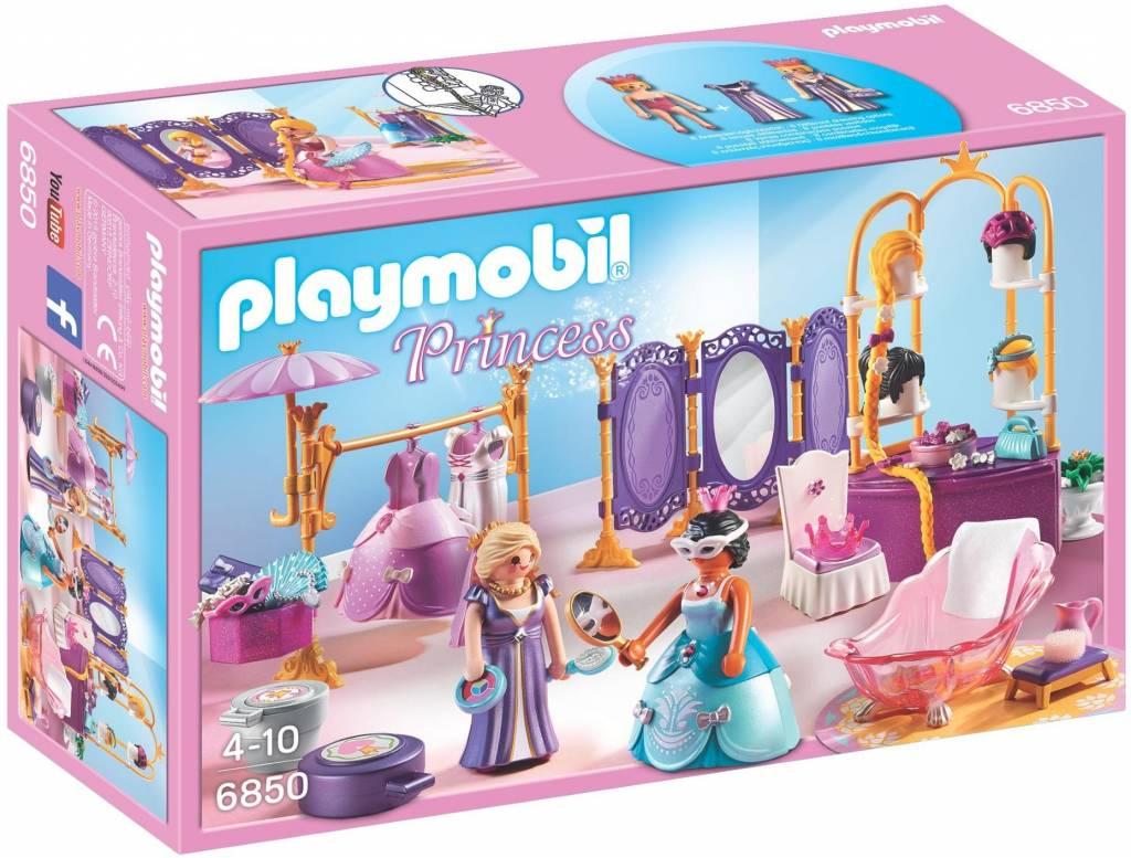 Koninklijke slaapkamer met hemelbed Playmobil (6851) prijzen ...