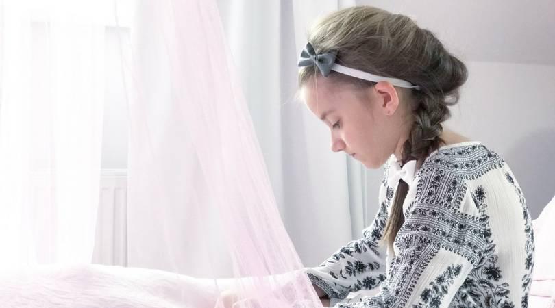 Haarband meisje